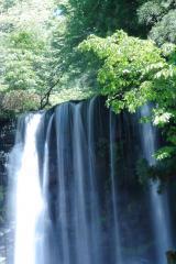 上田市菅平 唐沢の滝 2007/06/16