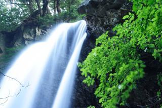 高山村 雷滝  2007/08/26