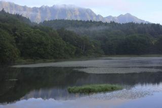 戸隠 小鳥ケ池  2008/09/23