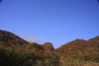 関田峠の紅葉 2008/10/19
